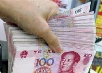 В августе в Китае отмечен рост объема выданных новых юаневых кредитов